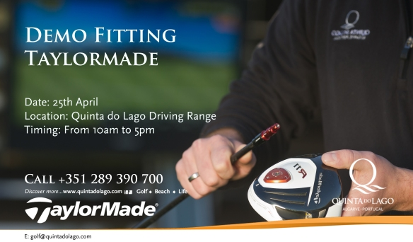 Taylormade Demo Fitting